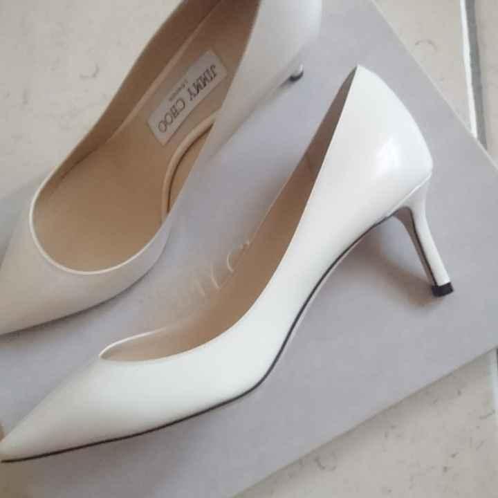 Scarpe sposa estate☀️ - 2