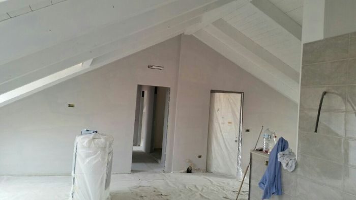 La mia casa mansarda prende forma vivere insieme forum for Aiuta a progettare la mia casa