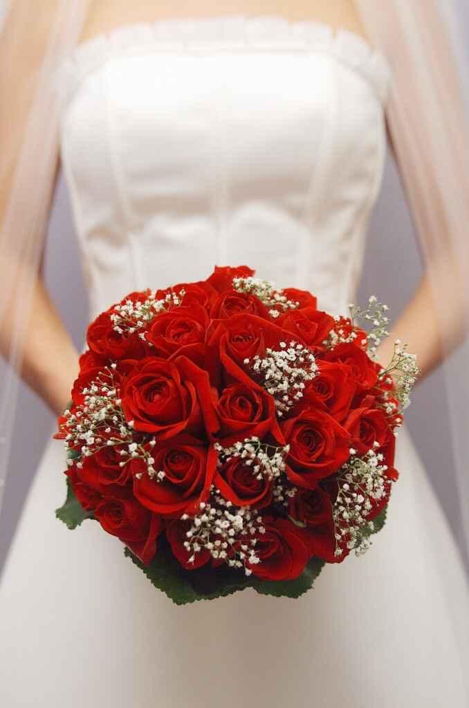 Bouquet di rose rosse - 1
