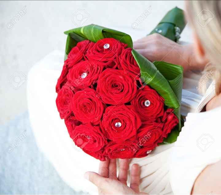 Bouquet di rose rosse - 2