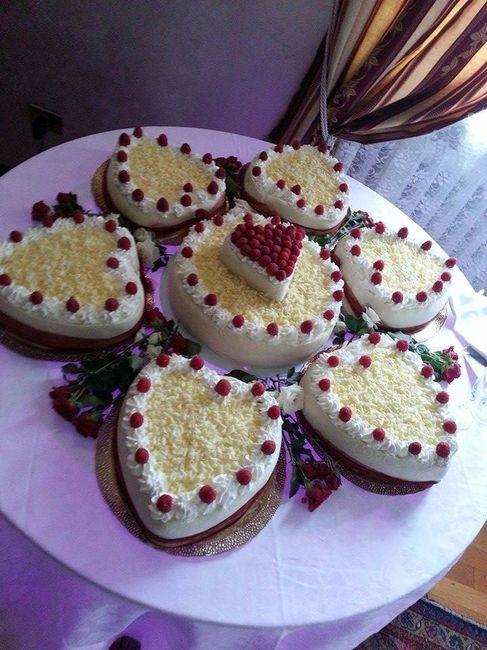 torta nuziale meringa - Foto Cerimonia nuziale