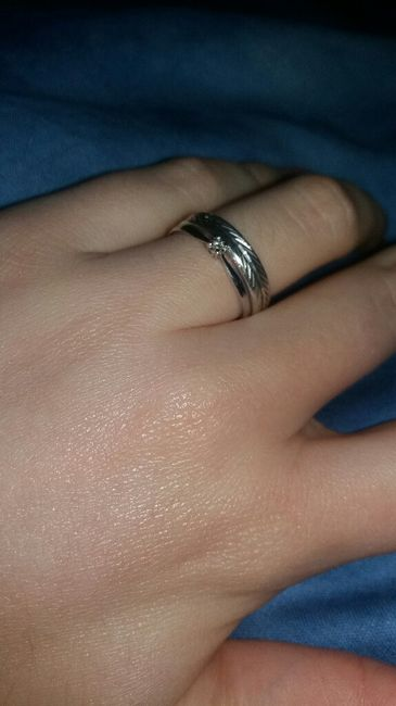 Fedine di fidanzamento 7