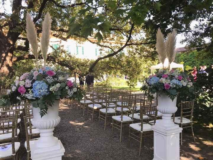 Per chi si sposa a settembre..... quali sono i fiori più indicati per il bouquet? - 2
