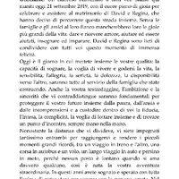 Libretto cerimonia civile (testo completo) - 2