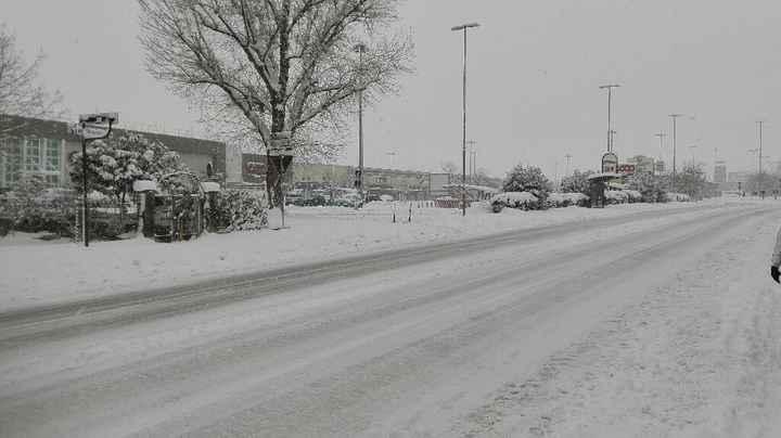 a marzo nevica - 1