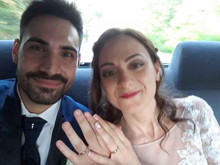 Finalmente marito e moglie! ❤️ - 1