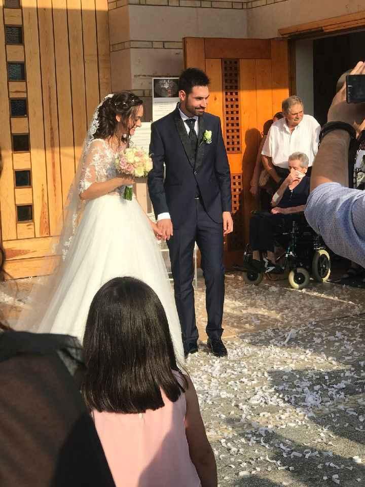 Finalmente marito e moglie! ❤️ - 4
