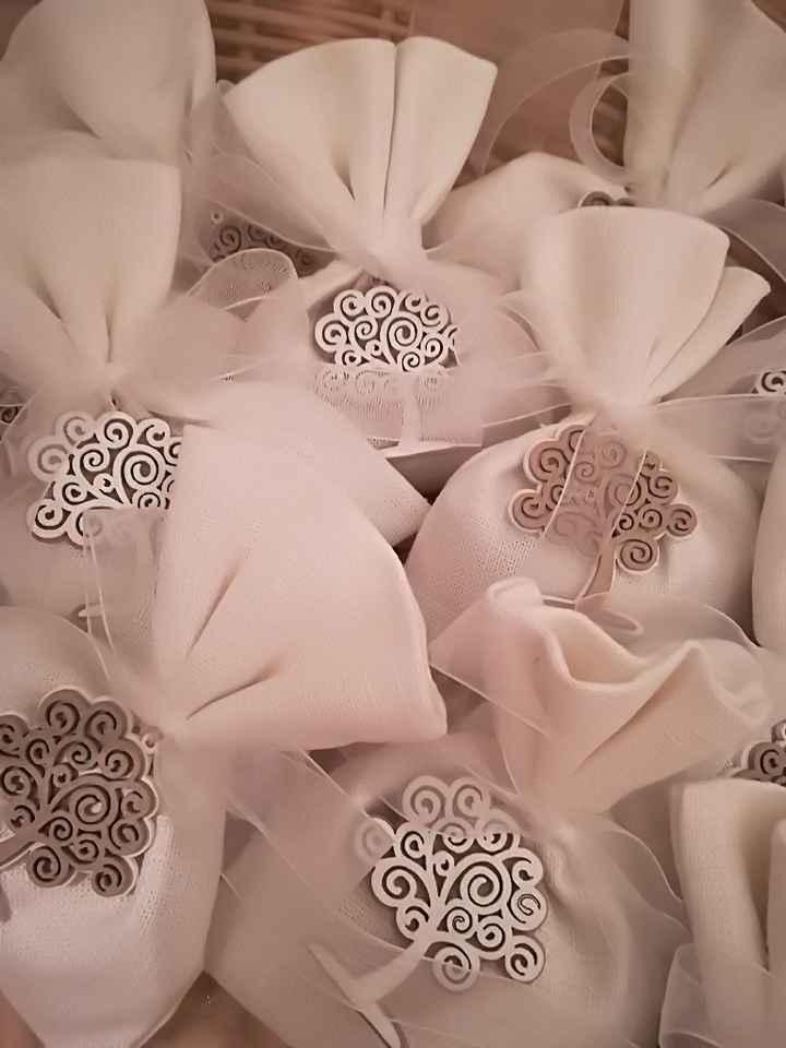Sacchetti confetti - 1
