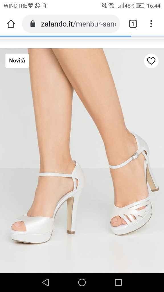 Scarpe, che meraviglia 😍❤️ - 1