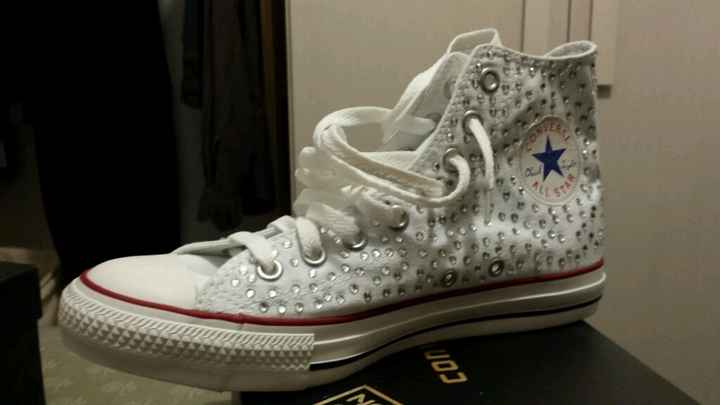 Seconda scarpa da sposa - 1