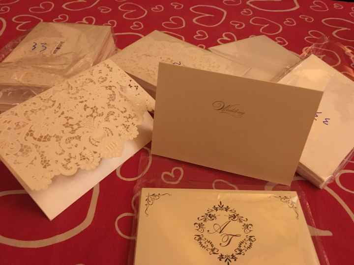 Partecipazioni 😍! Dubbio wedding bag? - 1
