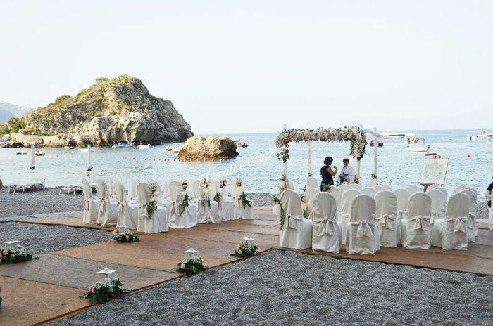 Matrimonio Spiaggia Genova : Allestimento spiaggia organizzazione matrimonio forum