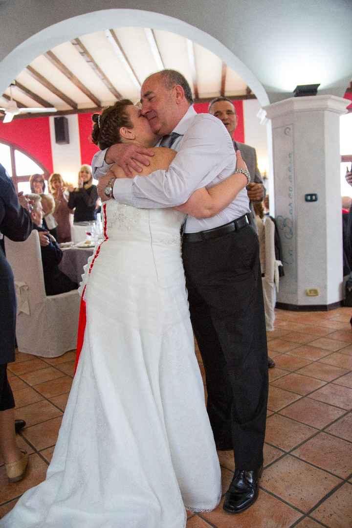 il ballo con il mio papà