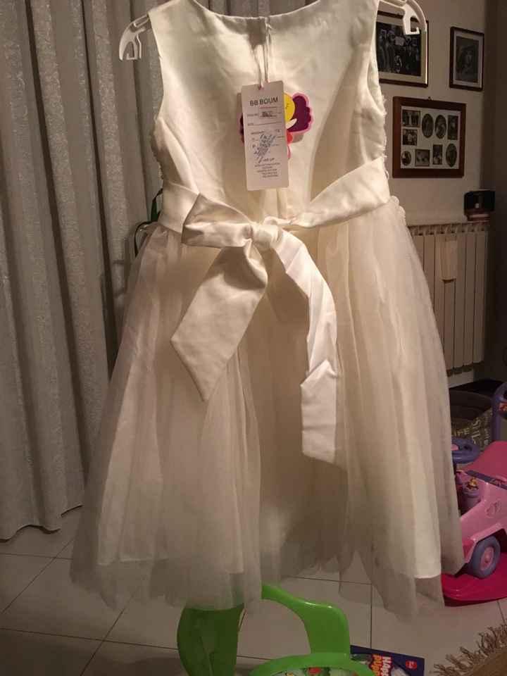Mia nipote porterà le fedi: come vestirla? - 3