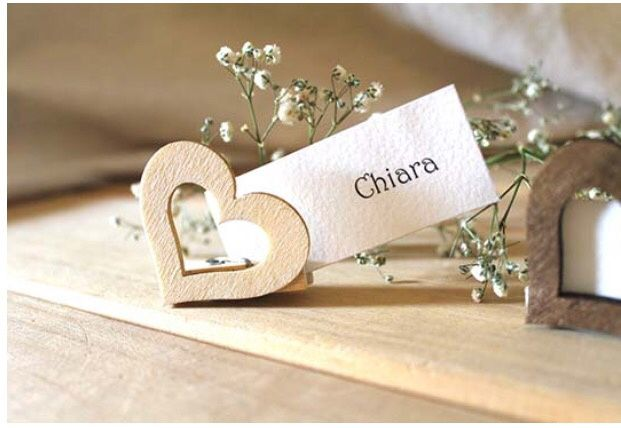 Segnaposto Matrimonio Semplici.Segnaposto Per Matrimonio Organizzazione Matrimonio Forum
