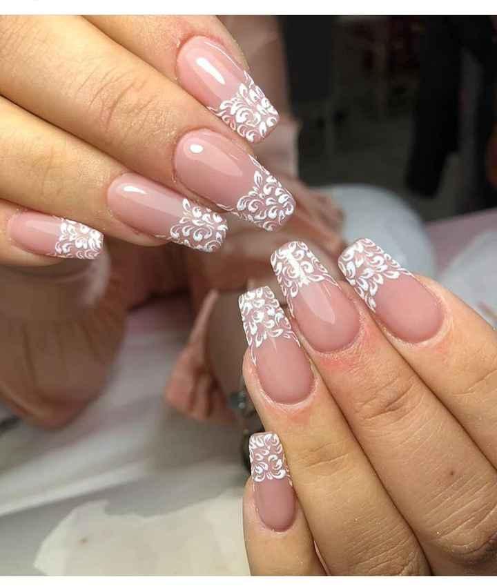Manicure sposa - 2