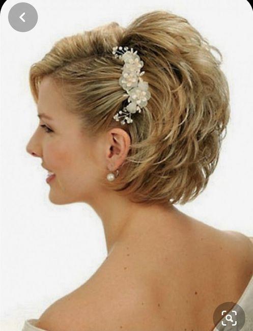 Acconciature e accessori capelli corti 4