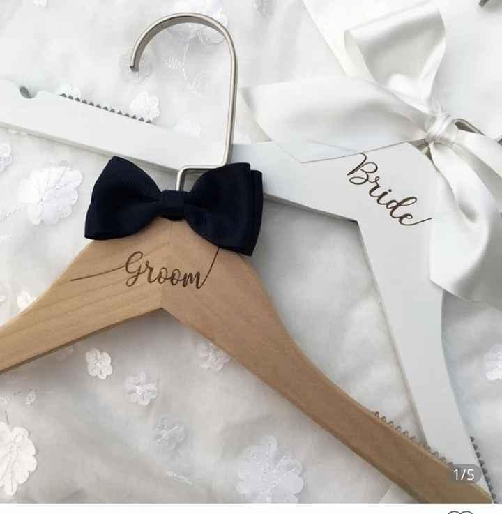 Appendino abito da sposa - 1