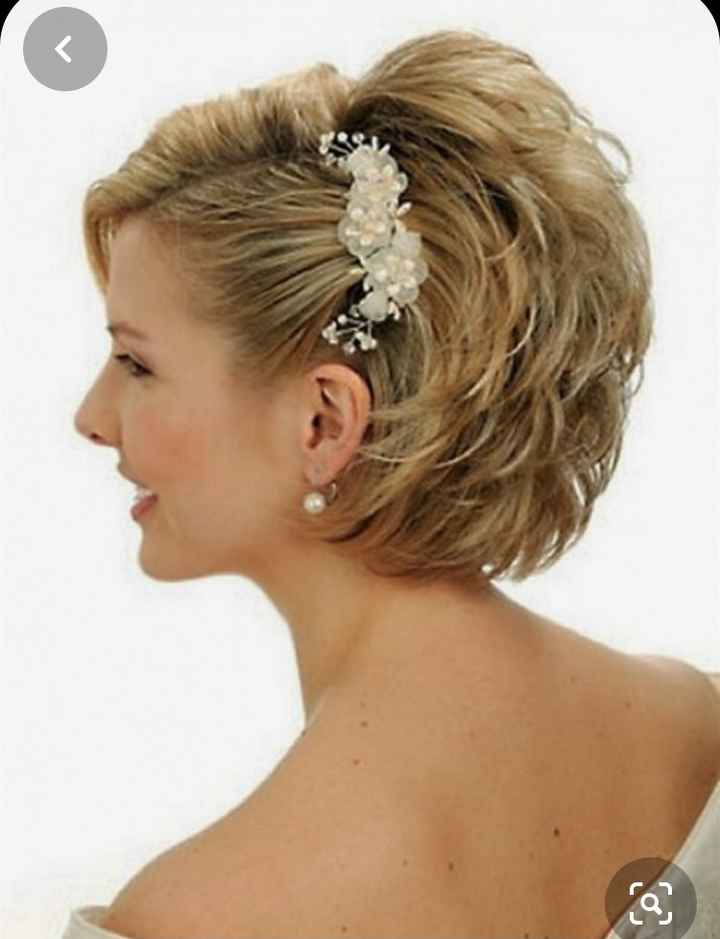 Acconciature e accessori capelli corti - 3