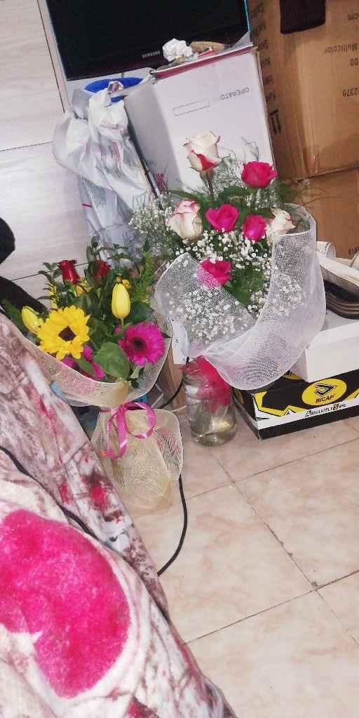 Voglio conservare dei fiori - 1