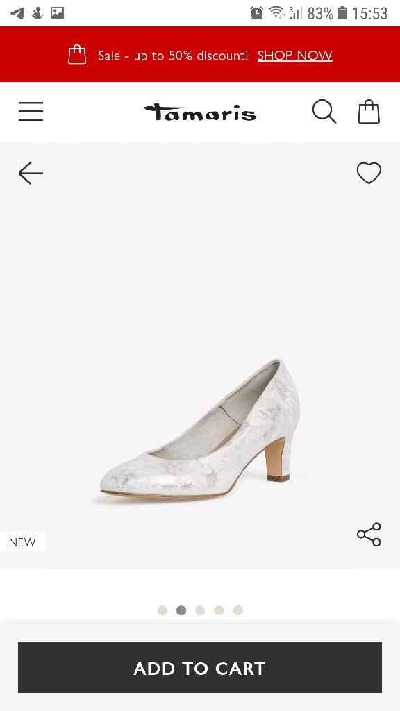 Ho trovato le scarpe *-* - 1