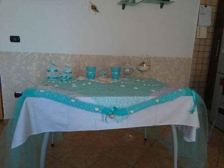 Preparazione tavolo casa - 5