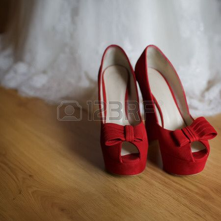 Scarpe rosse. vanno bene? - 1