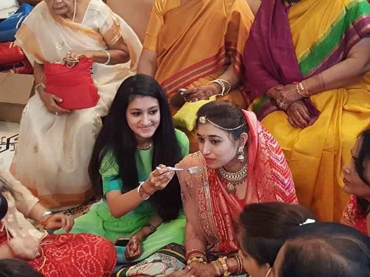 L'arrivo della sposa nella casa dello sposo
