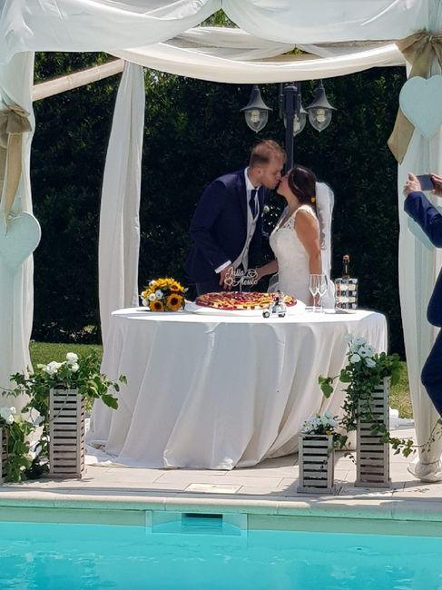 Omaggio a voi sposi italiani: i matrimoni di giugno 2020 20