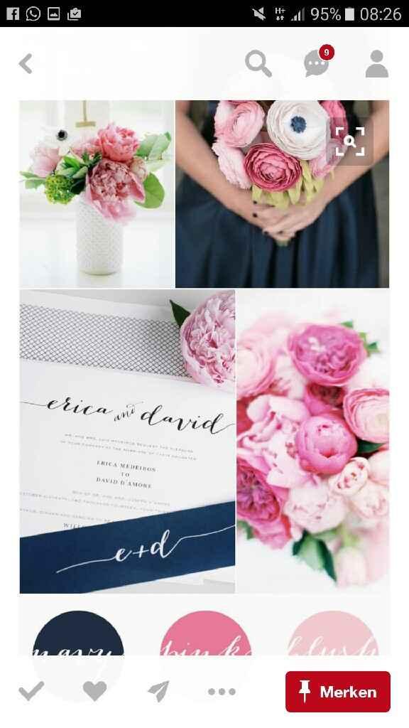 Colori: blush/pink & navy - 3