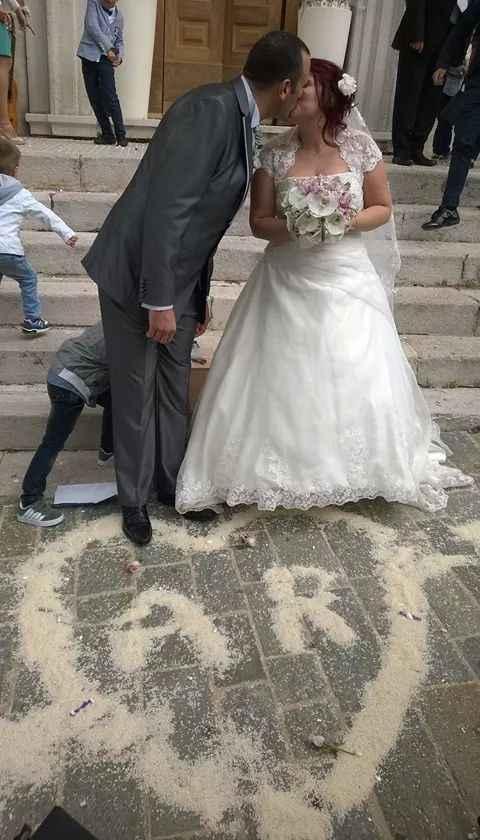 I baci  dei nostri matrimoni! - 4