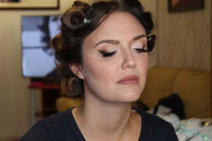 Makeup rito civile - 1