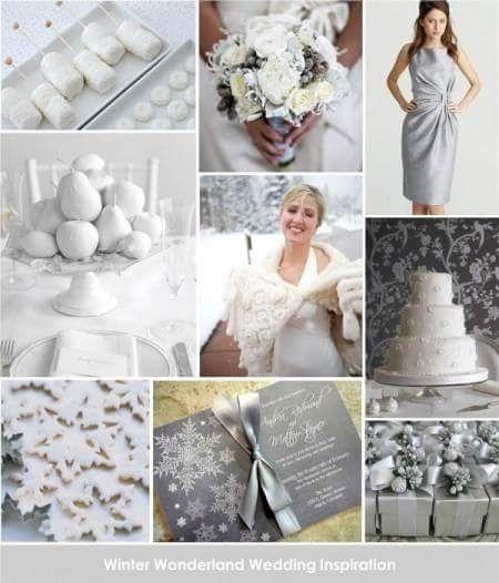 Matrimonio Tema Inverno : Matrimonio tema neve e inverno organizzazione