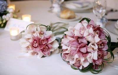 Segnaposto Matrimonio Orchidea.Matrimonio Tema Orchidee Moda Nozze Forum Matrimonio Com