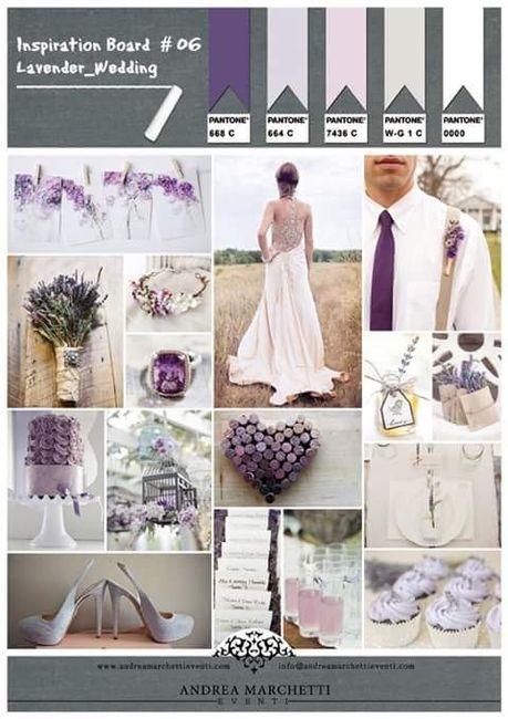 Matrimonio Tema Lavanda : Matrimonio tema lavanda organizzazione
