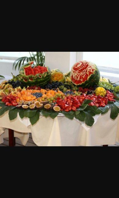 Matrimonio Tema Frutta : Matrimonio tema frutta foto organizzazione