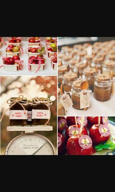 Matrimonio Tema Ottobre : Matrimonio tema frutta organizzazione forum