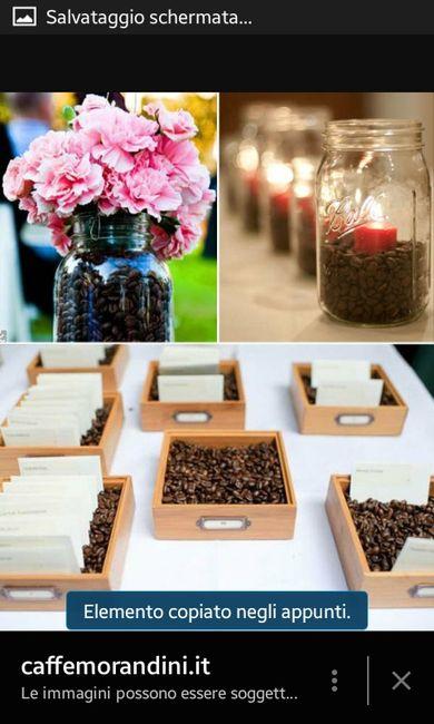 Matrimonio Tema Caffè : Matrimonio tema caffe organizzazione forum