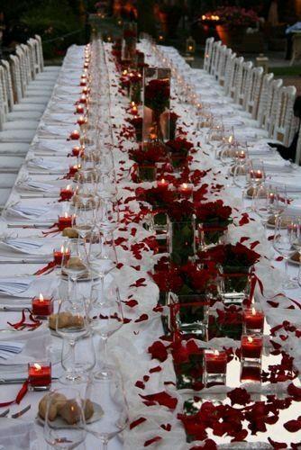 Matrimonio In Rosso Idee : Tema rosso idee voi organizzazione matrimonio