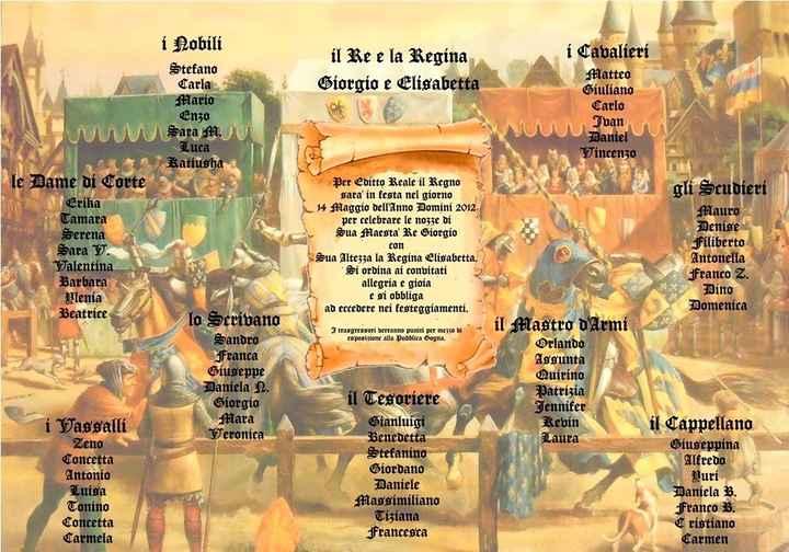 3 Tableau medievale