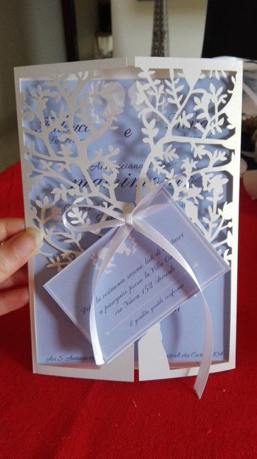 Partecipazioni Matrimonio Azzurro : Tema del matrimonio azzurro carta da zucchero organizzazione