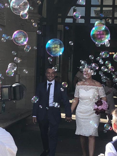 Matrimonio fattooooo 2