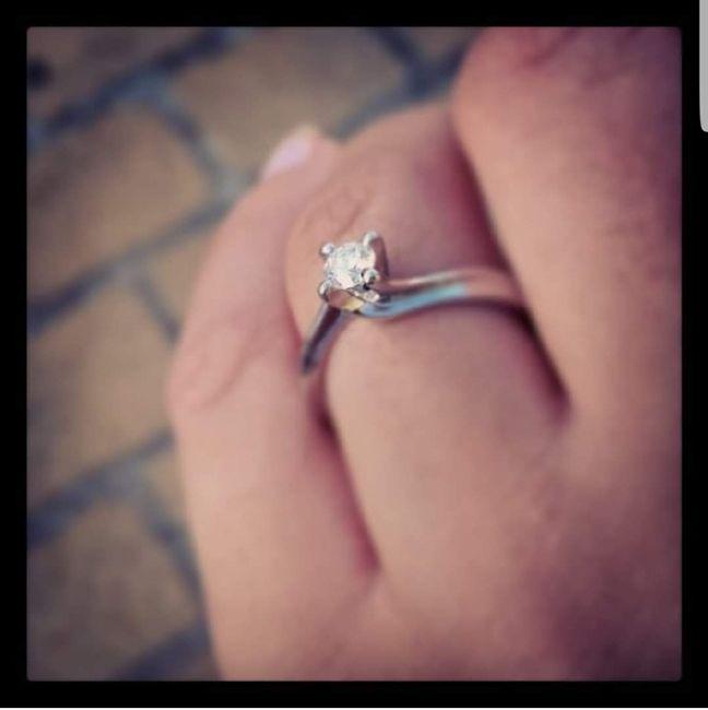 i miei anelli ! Mostratemi i vostri 💎💍❤ 3