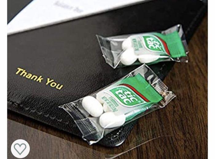 Ecco a voi ciò che metterò nella mia wedding bag 1