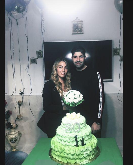 La nostra promessa di matrimonio 1