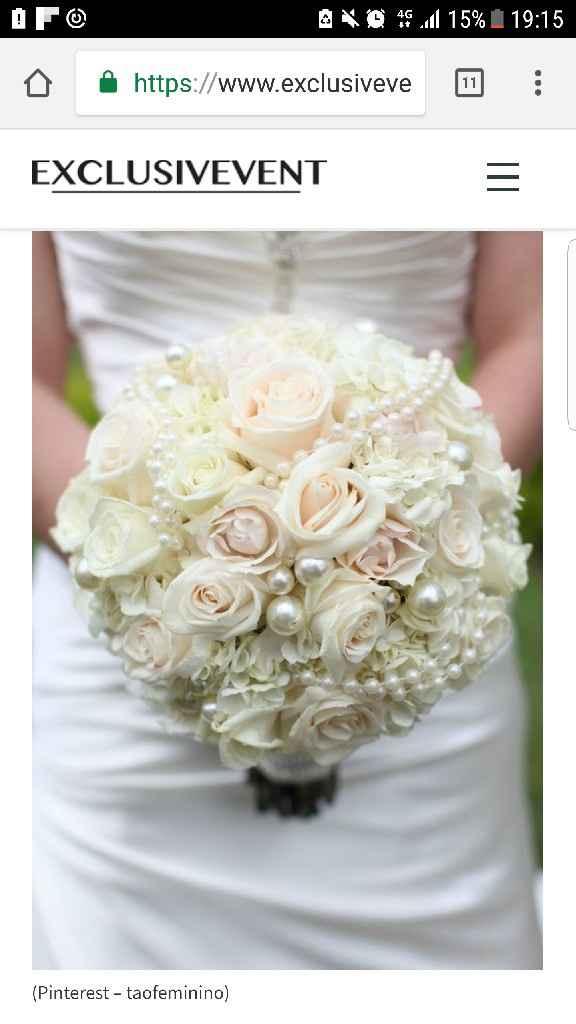 Scegli il bouquet da sposa più fashion - 1