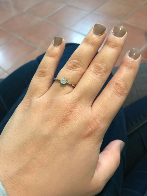#LoveFriday - Mostrateci il vostro anello di fidanzamento 24