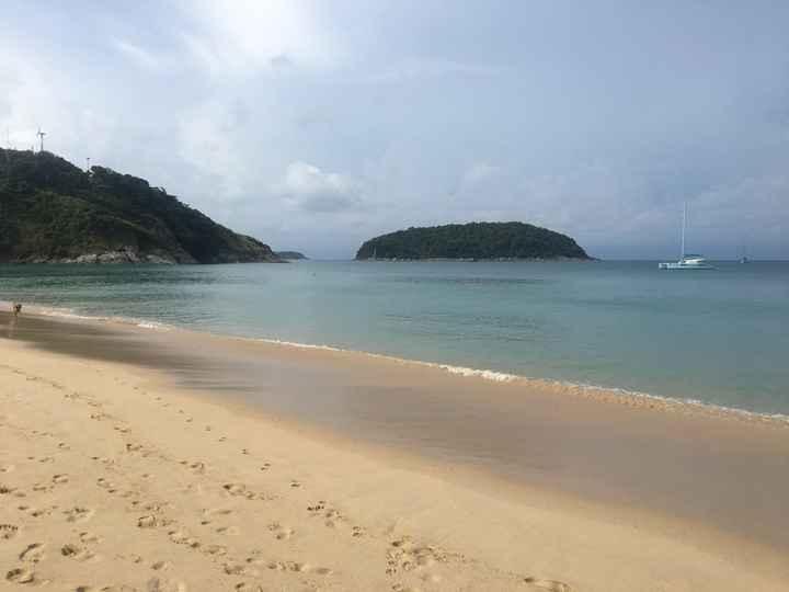 Thailandia- puket a dicembre - 2
