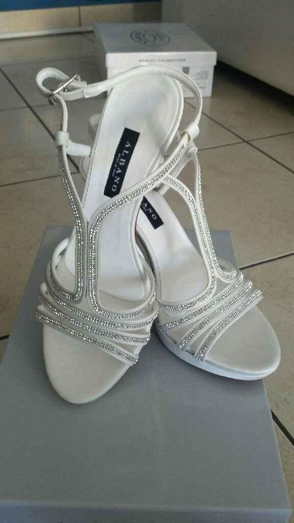 Scarpe albano collezione sposa cercasi - 1