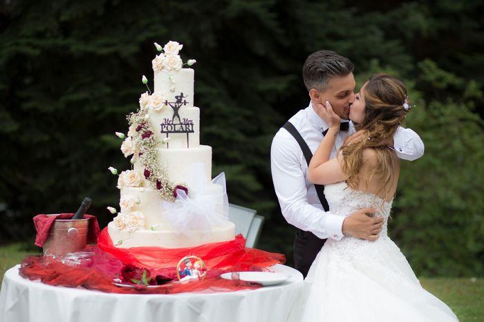 Cake Topper torta nuziale 🎂 8